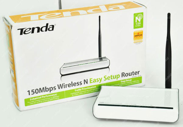 wifi tenda - thay pass wifi tenda