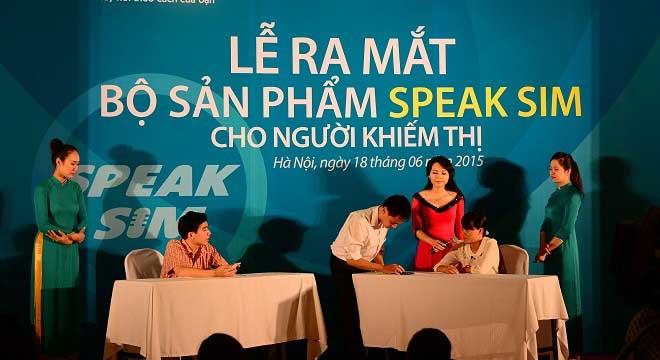 Speak Sim - Sim nói cho người khiếm thị