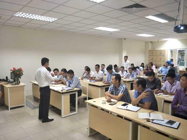 Đào tạo nghiệp vụ CSKH cho lớp cán bộ nguồn GĐ kinh doanh tỉnh/TP