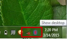 lỗi máy tính bị lỗi dấu x đỏ ở biểu tượng wifi - mạng bị lỗi dấu x đỏ