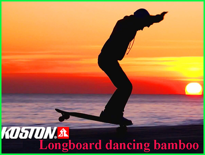longboard dancing baamboo 16