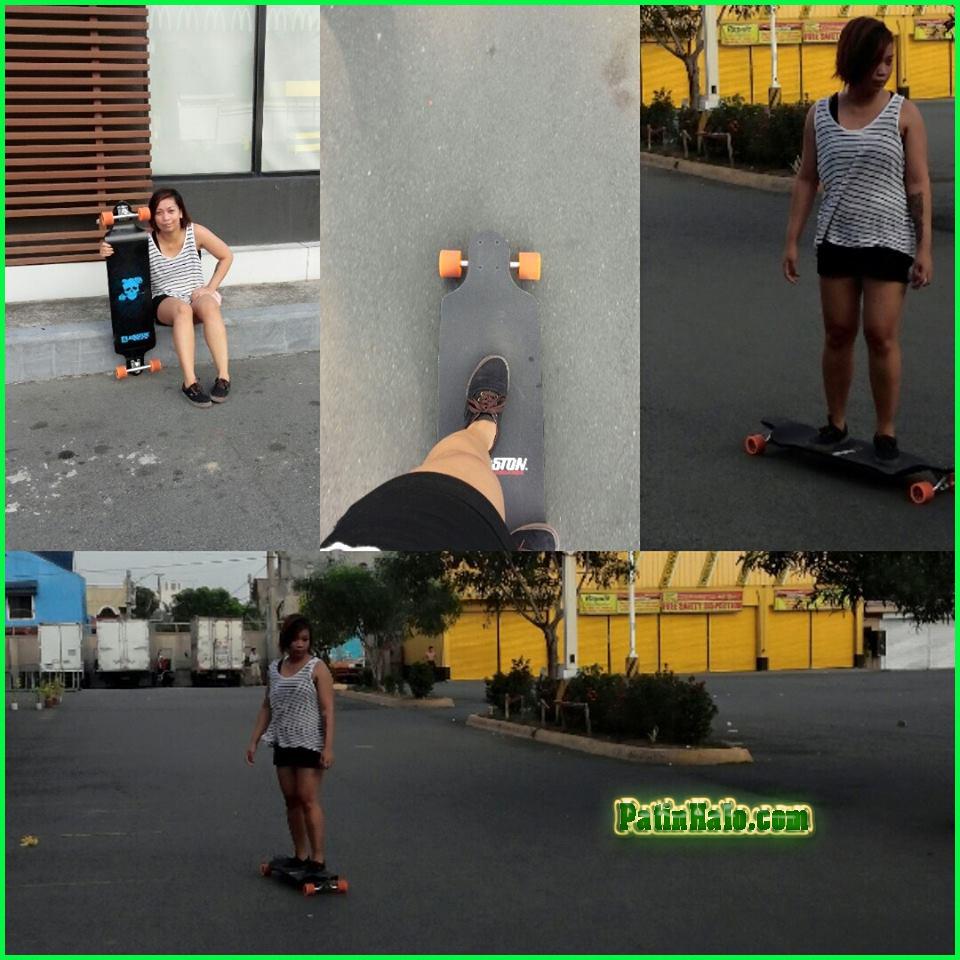 longboard koston downhill