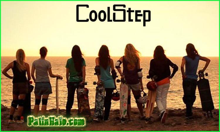 van truot longboard, longboard coolstep 3