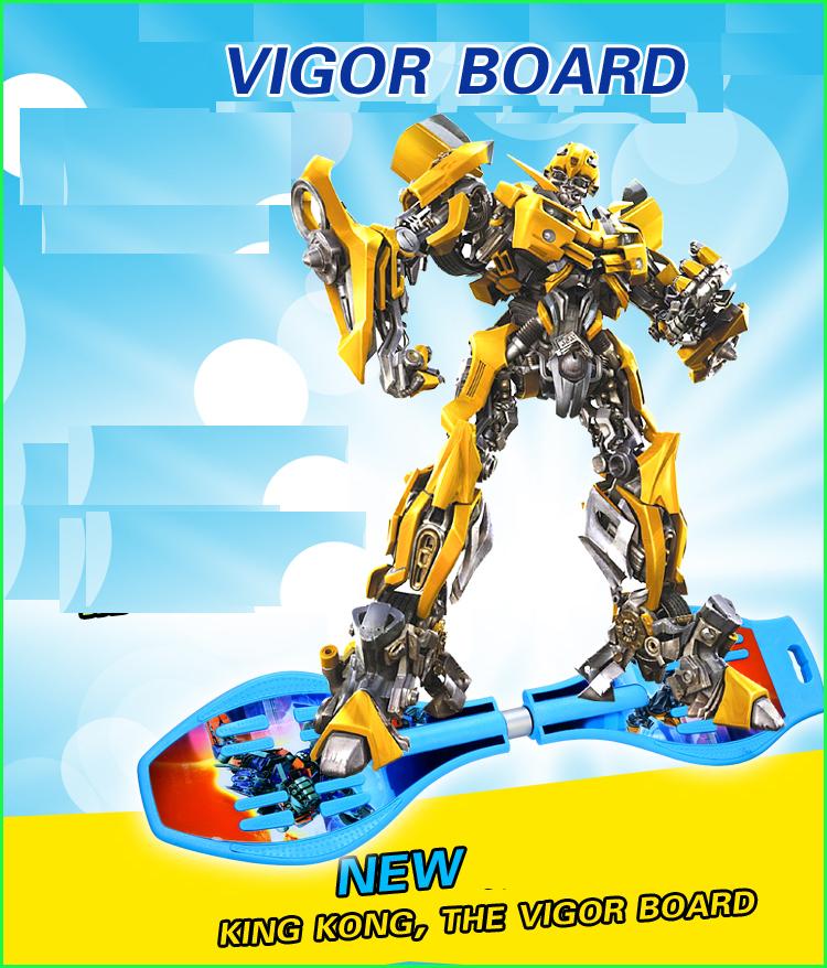 Ván trượt RipStik Snackboard Junior 11