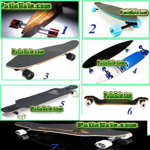 các loại longboard