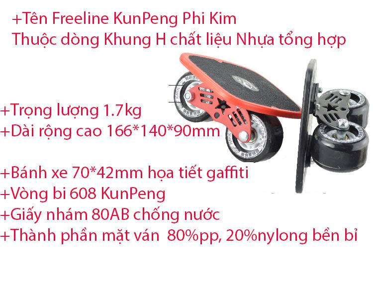 freeline kunpeng phi kim 3