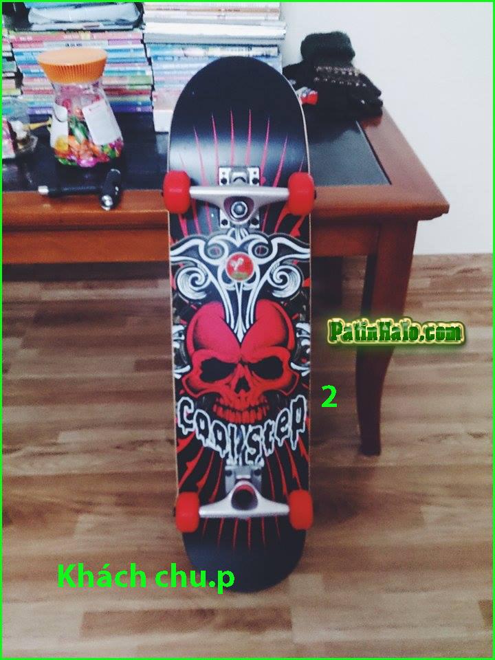 van truot cao cap coolstep, van truot skateboard coolstep 11