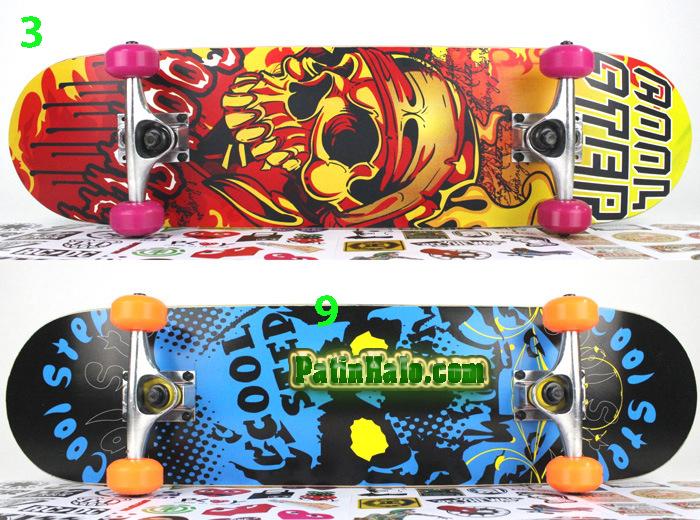van truot cao cap coolstep, van truot skateboard coolstep 14