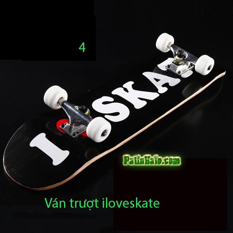 ván trượt ilove skate