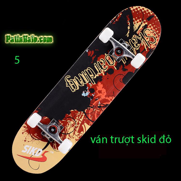 Ván Trượt Skateboard Fireskate