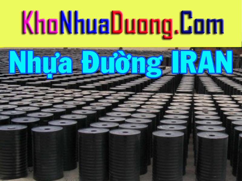 Bán nhựa đường IRAN tại Tuyên Quang