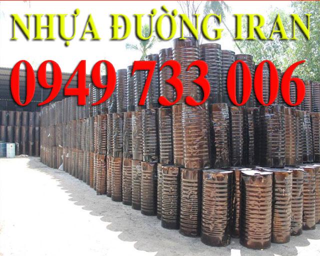 Nhựa đường IRAN tại Cao Bằng