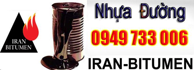 Bán nhựa đường đặc đóng thùng IRAN M60/70