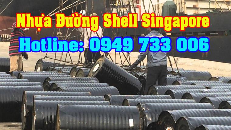 nhựa đường SHELL Singapore 2