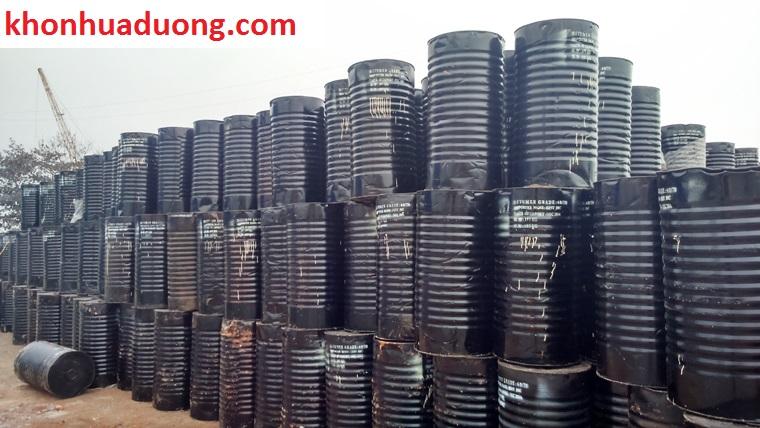 Nhựa đường tại Hà Nội