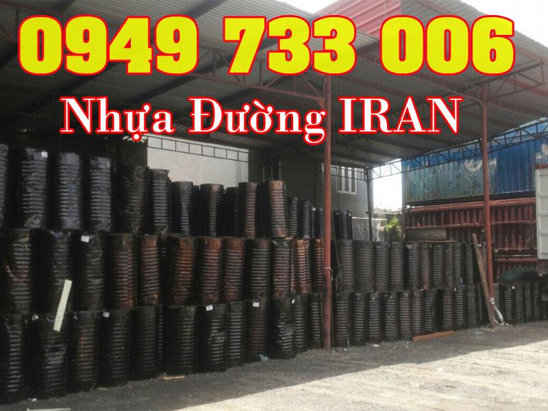Nhựa đường IRAN tại Quảng Ninh