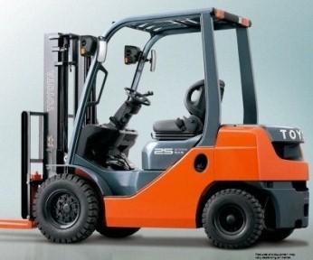 Dịch vụ bảo trì sửa chữa xe nâng các loại 24/24H tại các khu công nghiệp