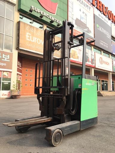Xe nâng điện Toyota 7FBR15, 2011, SV3800, SK 7FBR15-34632
