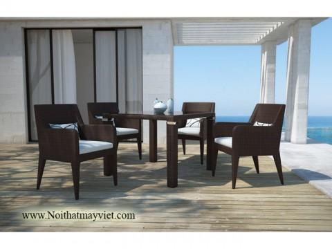 Bàn ghế cafe CF50