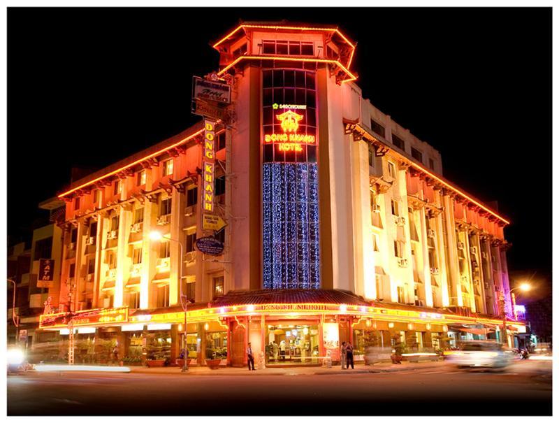 Khách sạn Đồng Khánh_ Quận 5, TP.HCM(Chuẩn 3 sao)