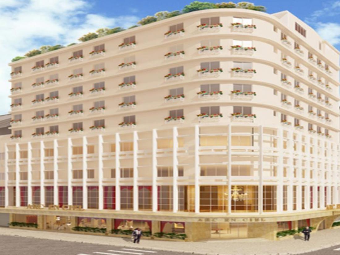 Khách sạn Thiên Hồng_Quận 5, TP.HCM ( Chuẩn 3 sao)