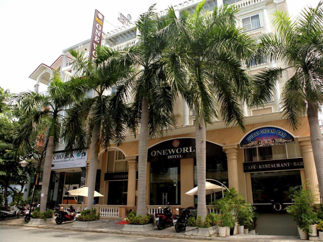 Khách sạn One World_ Quận 7, TP.HCM (Chuẩn 3 sao)