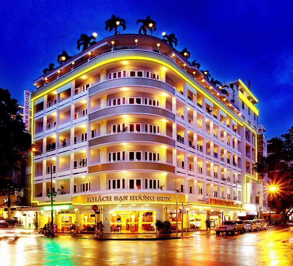 Khách sạn Hương Sen_Quận 1, TP.HCM ( Chuẩn 3 sao)