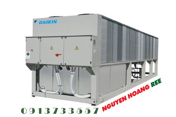 Điều hòa Daikin chiller giải nhiệt bằng gió