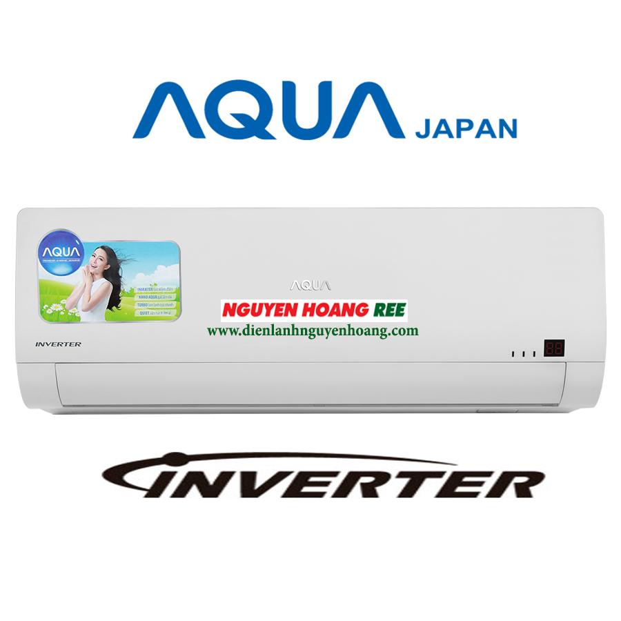 Aqua - Aqa KCRV18WGSA [ Non Inverter - Gas R410A]
