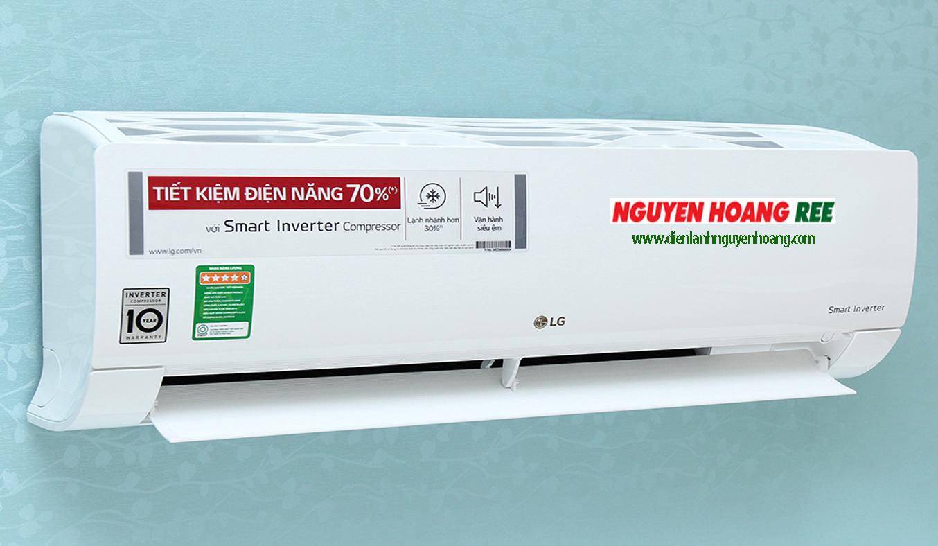 Máy lạnh LG Inverter  V10ENS