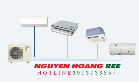 Hệ thống Multi NX Daikin Inverter