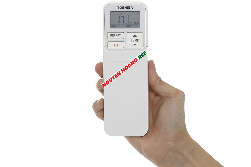 Máy lạnh Toshiba Inverter RAS-H24PKCV-G