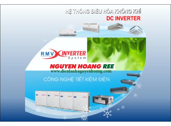 Máy lạnh trung tâm Reetech RMV-V