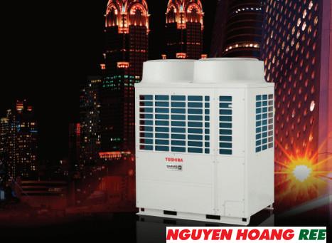 Dàn nóng công suất từ 10HP-36HP