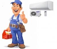 Lắp đặt máy lạnh dân dụng - công nghiệp tại các quận, huyện.