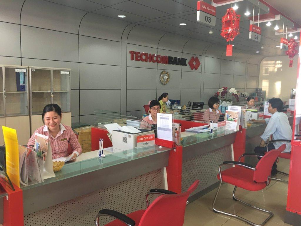 Ngân hàng Techcombank Chi Nhánh Vĩnh Long