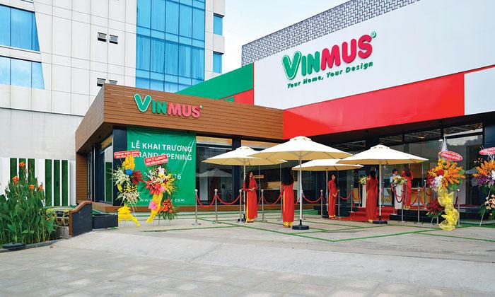 Hệ thống siêu thị nội thất Vinmus_TP.HCM