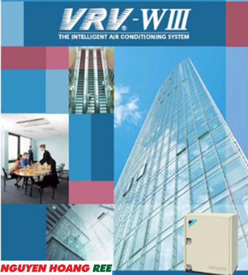 Điều hòa trung tâm Daikin VRV WIII