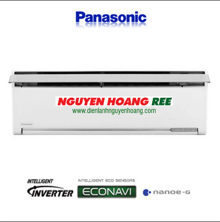 Panasonic CU/CS-VU18SKH-8 /1,5HP/ Inverter Sky Series