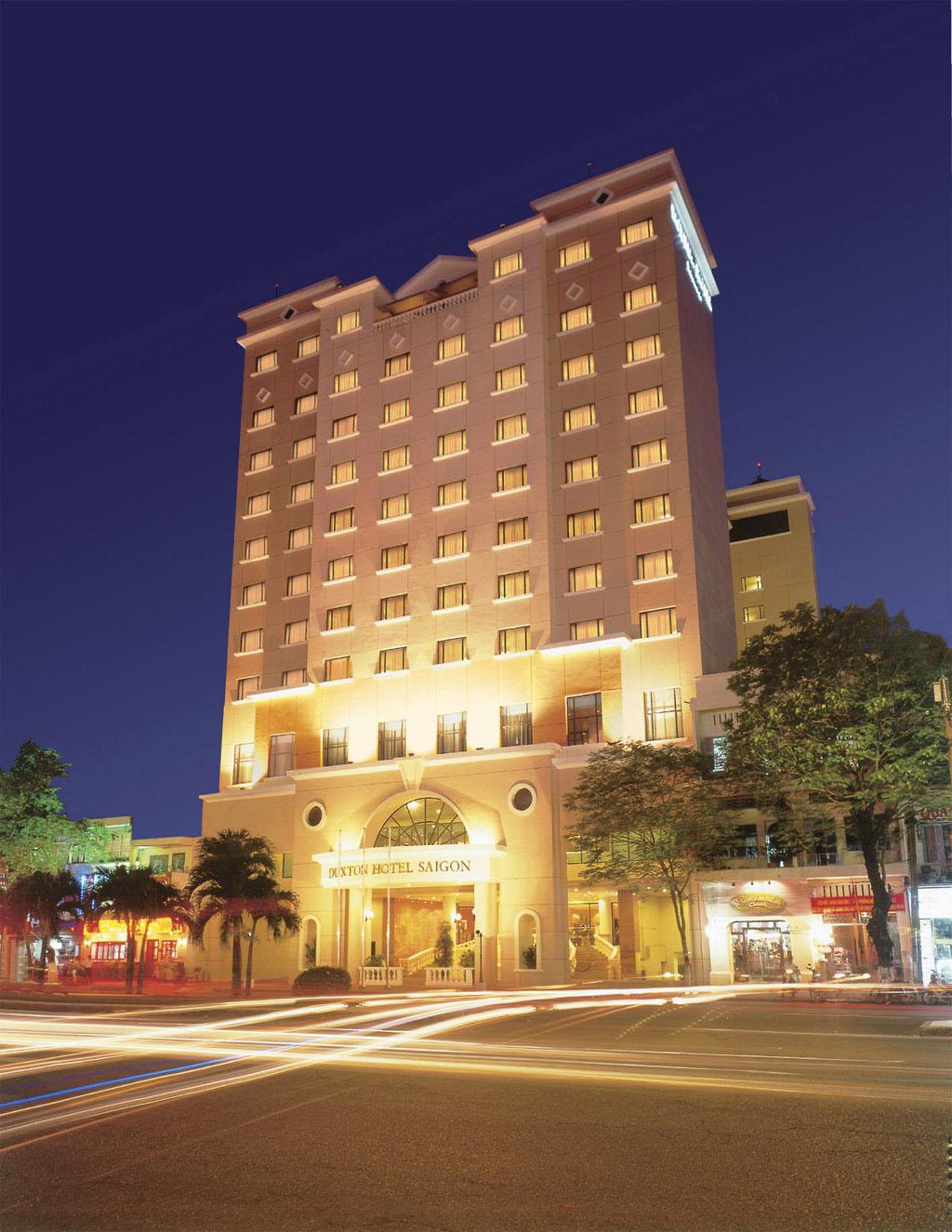 Khách sạn Duxton Sài Gòn_Quận 1, TP.HCM ( Chuẩn 4 sao)