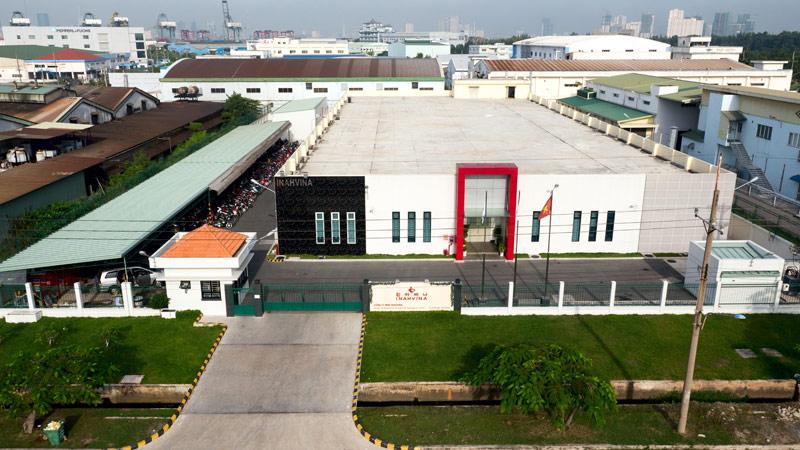 Công ty Inahvina_KCX Tân Thuận, Quận 7, TP.HCM