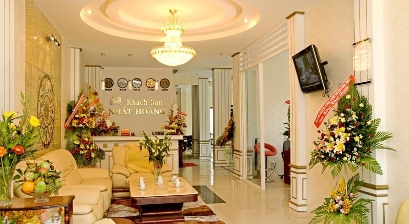 Khách sạn Nhật Hoàng_Quận 4 (Chuẩn 2 sao)