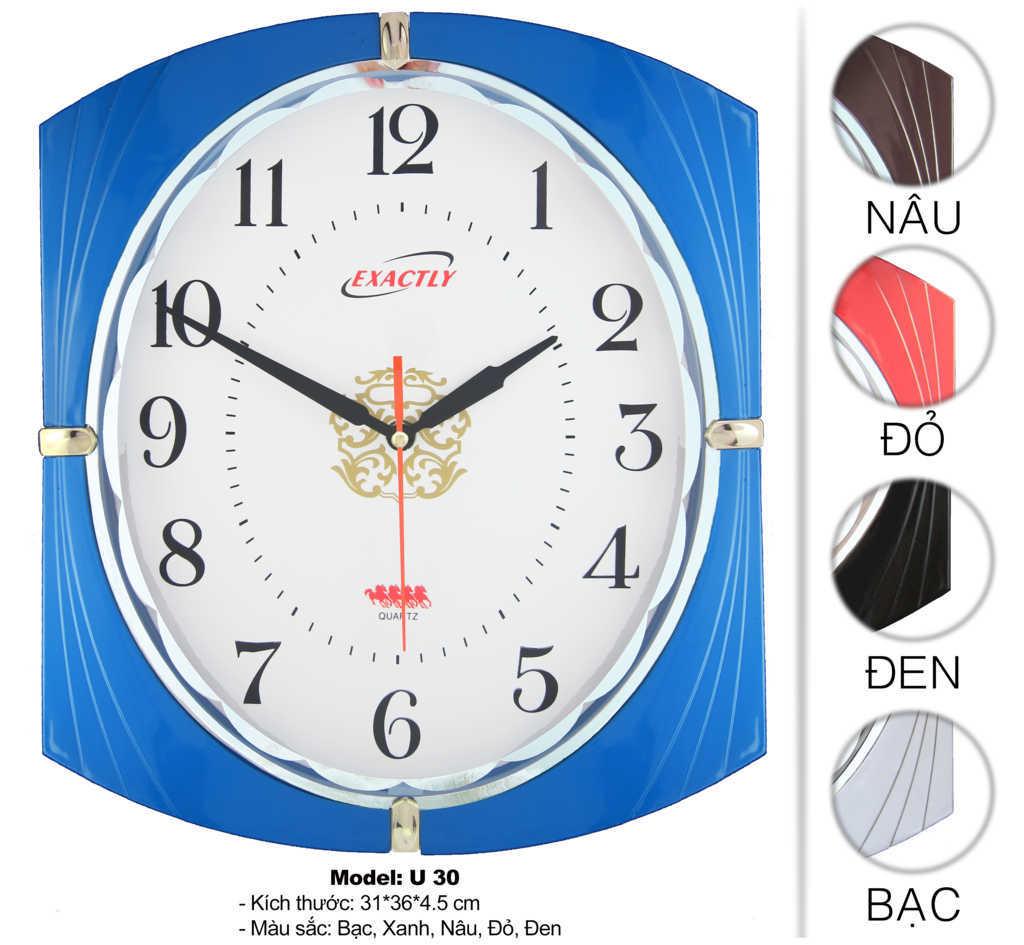 DONG HO TREO TUONG GIA RE | đồng hồ treo tường giá rẻ