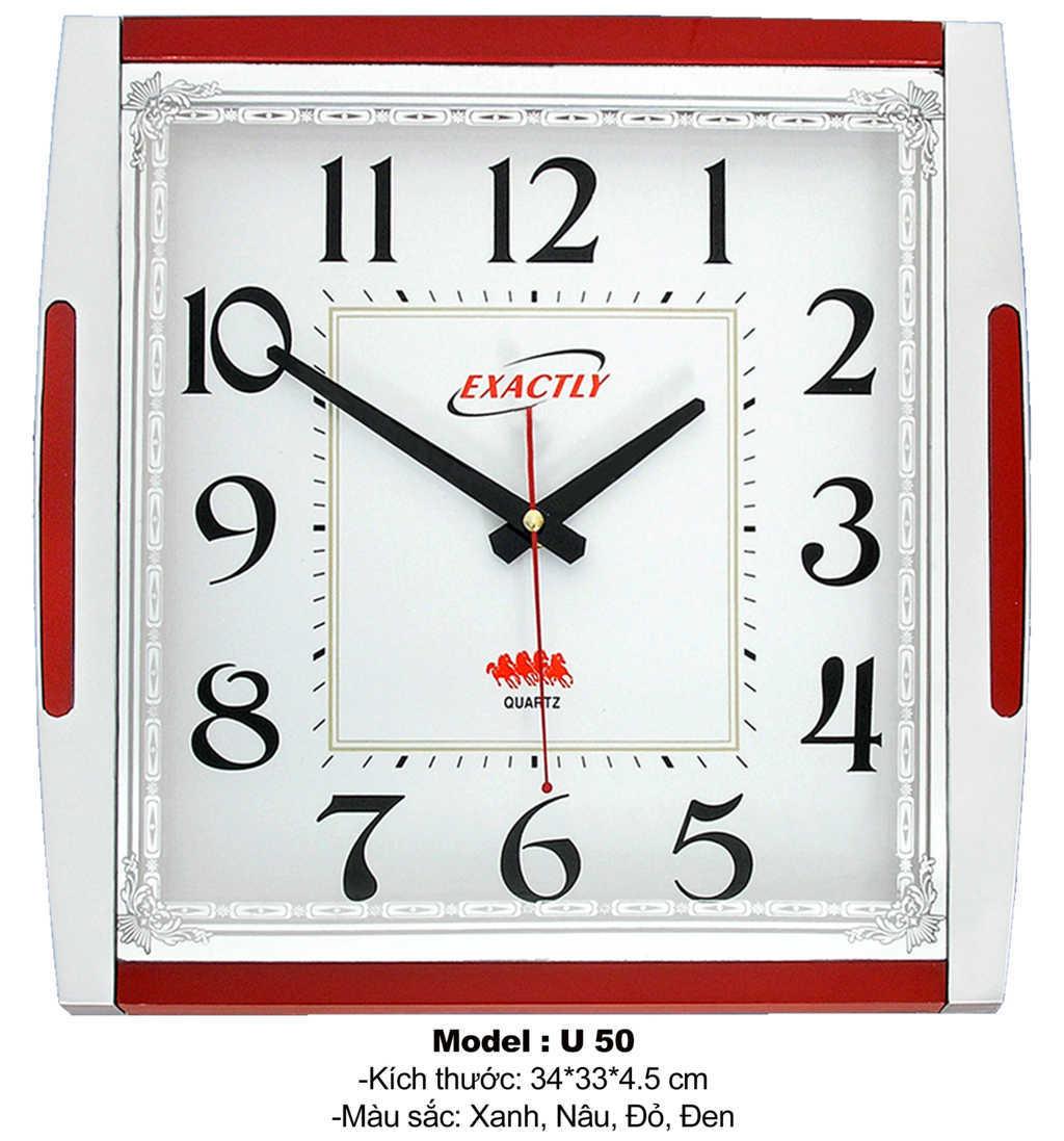 Đồng hồ treo tường - 2