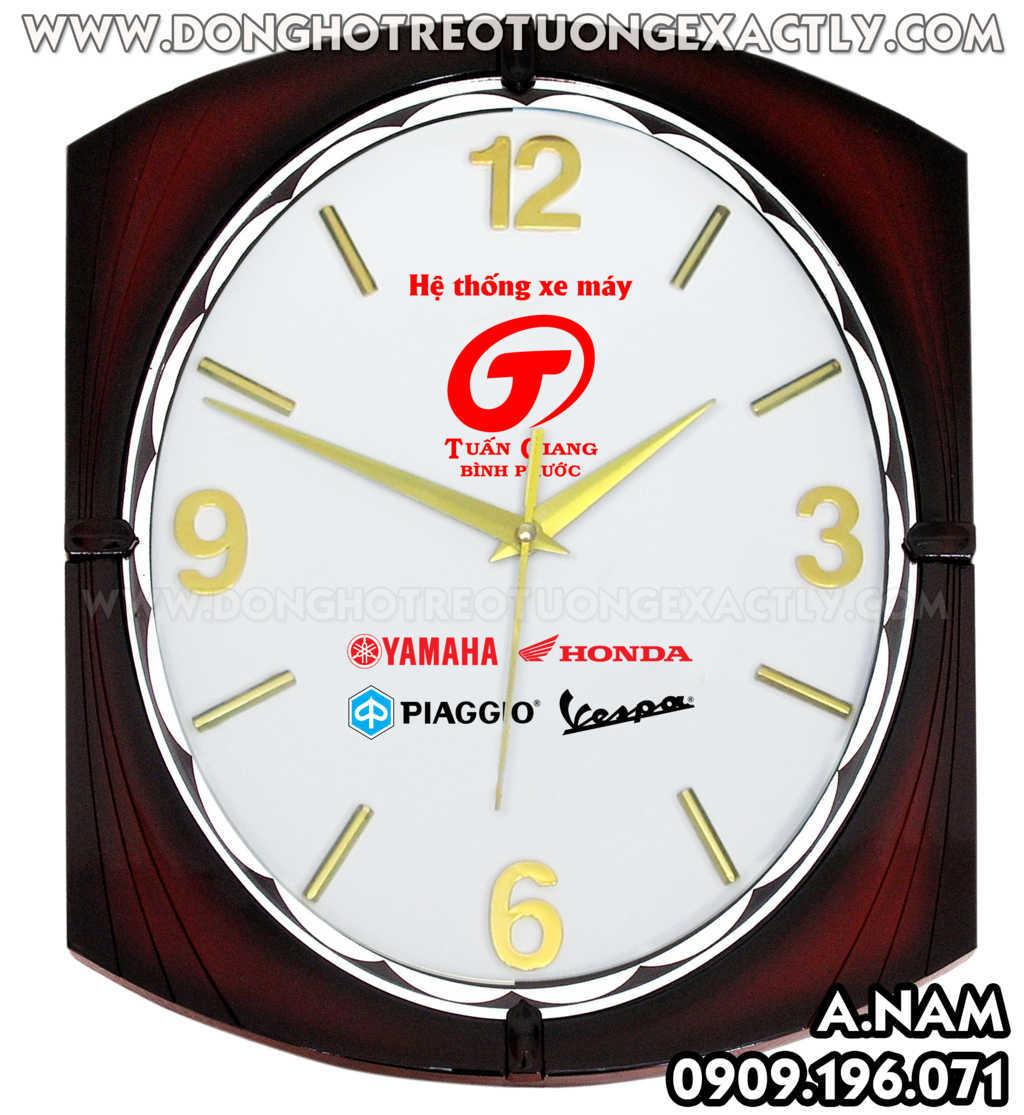quà tặng đồng hồ giá rẻ chất lượng cao từ hệ thống xe máy tuấn giang