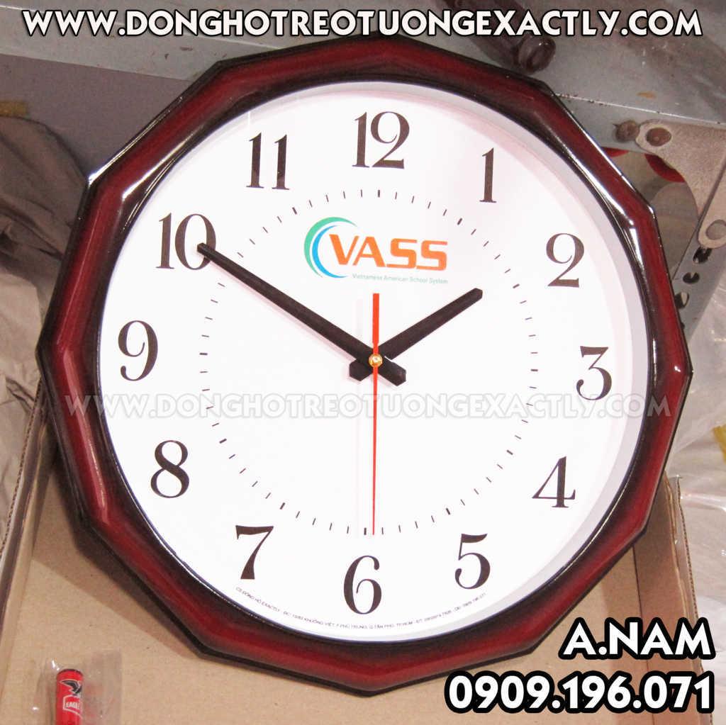 hệ thống trường việt mỹ quà tặng đồng hồ giá rẻ