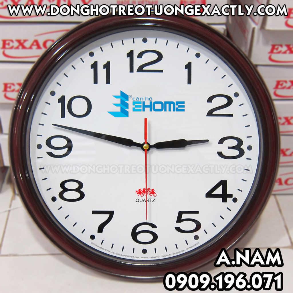 căn hộ ehome công ty xây dựng nam long tặng đồng hồ treo tường cao cấp