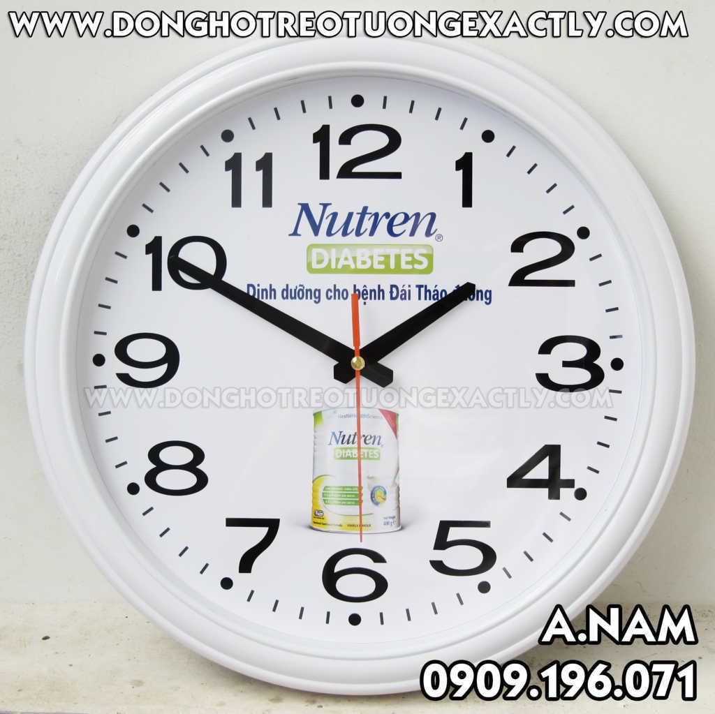 công ty nestlé quà tặng đồng hồ sữa dinh dưỡng