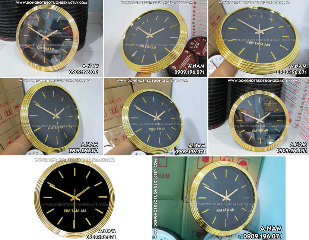 đồng hồ quà tặng nhà hàng khách sạn giá rẻ - dong ho qua tang gia re