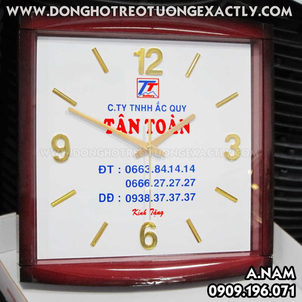 cung cấp quà tặng đồng hồ đại lý bán ắc quy